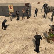 Memorial Service for Jubal Quintus